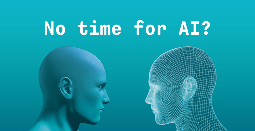 No Time for AI (Artificial Intelligence) thumbnail image